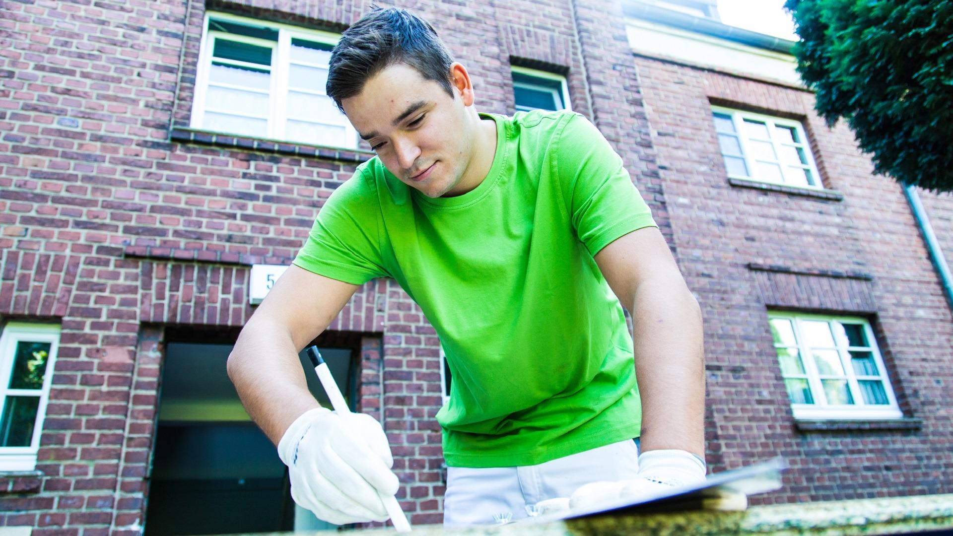 Sanierungswerk Ausbildung Maler Lackierer