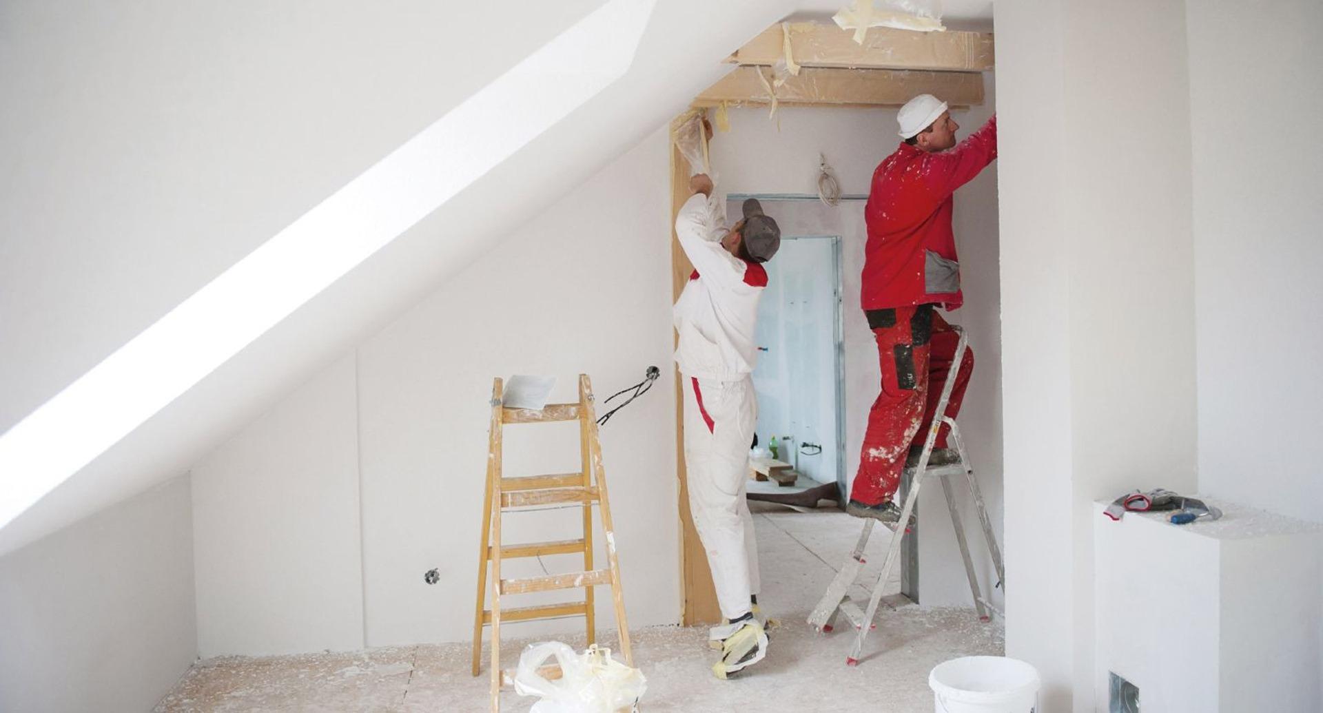 Sanierungswerk Job als Maler und Lackierer